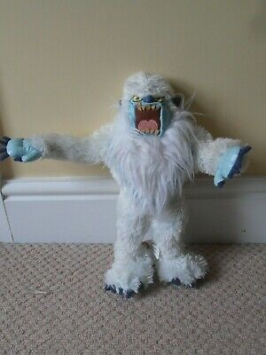 Rare Disney Yeti Toy Expedition Everest Disneyland Poseable Abominable Snowman  • 9.99£