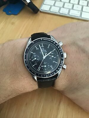 Gents Omega Speedmaster Automatic Chronograph • 889£