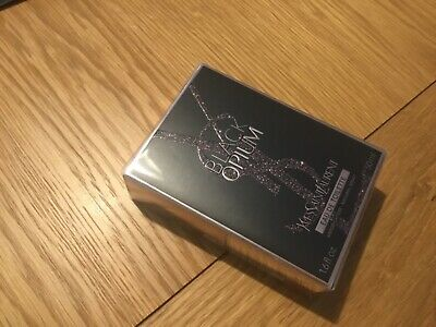 Ysl Black Opium Eau De Toilette 50ml Spray. Brand New In Box. • 42.95£