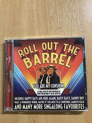Roll Out The Barrel. You Are My Sunshine.Audio CD • 4.50£