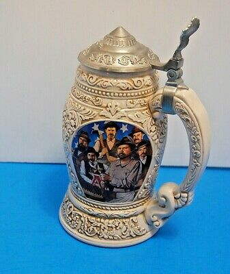 $ CDN19.64 • Buy Anheuser Busch 1998 Collector's Club Old World Heritage Membership Stein CB7