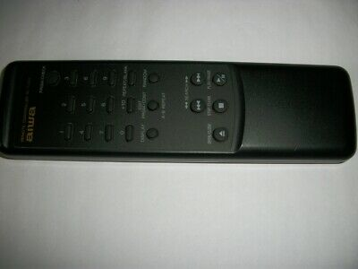Aiwa Rc-c202 Remote Control For Cd Player Etc! • 15£