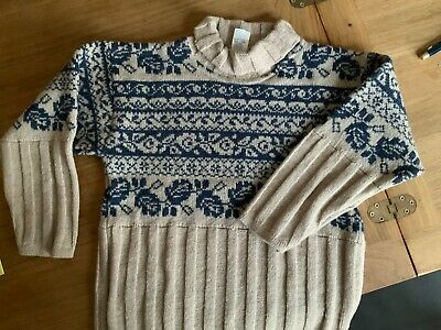 Beautiful Designer Jumper Marese For 6-7 Yr Old. Suit Boy Or Girl • 9.99£