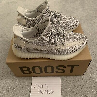 Adidas Yeezy Boost 350 V2 Static UK 7.5 - 9/10 Condition • 180£