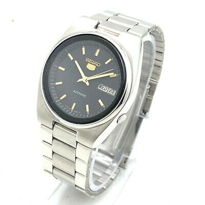 $ CDN1.28 • Buy Vintage Men's Seiko 5 7009-3160 36mm D/D Automatic Japan Made Wrist Watch B1026