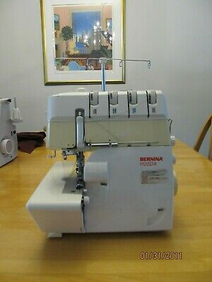 $199 • Buy Bernina 1100DA Serger DOES NOT WORK  PARTS ONLY  NO RETURNS, NO PEDAL/CORD