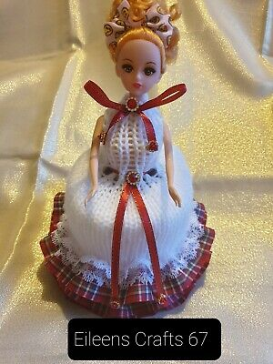 Toilet Roll Doll Cover • 8£
