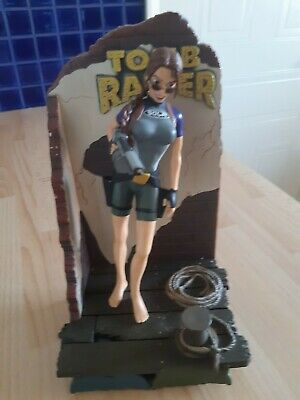 Tomb Raider  - Lara Croft Action Figure In Wet Suit • 8£