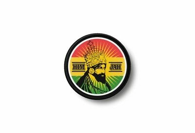 Patch Embroidered Printed Thermoadhesive Rasta Reggae Rastafarian Jah Lion • 3.55£