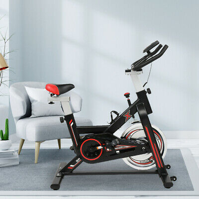 £129.99 • Buy Home Spin Gym Exercise Bike Cycling Fitness Cardio Workout Machine UK Stock