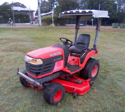 AU9900 • Buy Kubota BX1830 Compact Tractor With Mid Mounted Mowing Deck