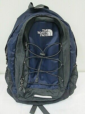 RUCKSACK THE NORTH FACE JESTER IN NAVY/Grey   VGC  (OS) • 8.50£