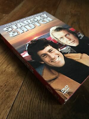 Starsky And Hutch - Series 3 - Complete (DVD, 2005, 5-Disc Set, Box Set) • 1.10£