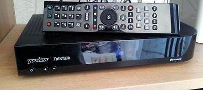 TalkTalk Youview DN372T FREEVIEW HDTV Recorder And Catch Up Box (NETFLIX NOW-TV) • 0.99£