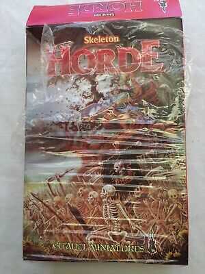 Skeleton Horde Citadel Miniatures Games Workshop Boxed Warhammer • 30£