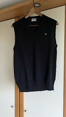J Lindeberg V-Neck Vest Golf Mens Size XL (40 Chest) • 5£