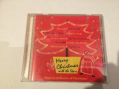 V/A DECCA LABEL Merry Christmas With The Stars Singles From The 50s & 60s CD • 2.99£