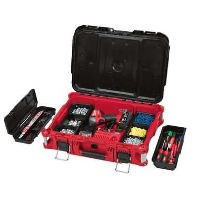 View Details Milwaukee 48-22-8424 PACKOUT Tool Box New • 69.97$