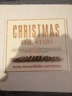 Christmas With The Stars And The Royal Philharmonic Orchestra (2019, CD) ELVIS • 2.99£