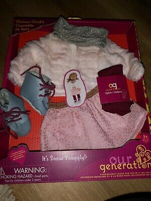 Our Generation /American Girl/Design A Friend Doll Clothes Bundle 18 Inch Doll  • 5.50£