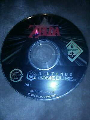 The Legend Of Zelda: The Ocarina Of Time DISC ONLY (Nintendo GameCube, 2003) • 14.95£