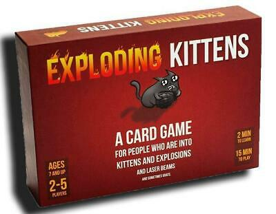 AU45 • Buy Exploding Kittens (Deluxe Edition)