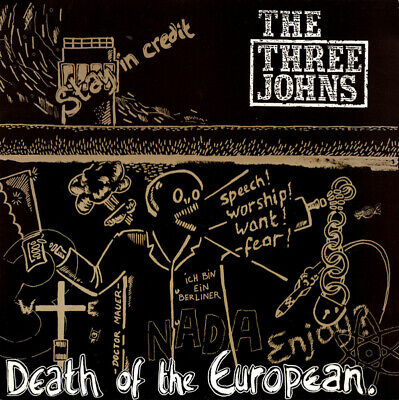 ID282z - The Three Johns - Death Of The Europea - 12 ABS 034 • 10.30£