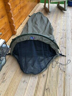 GoreTex Bivi Bag Double Hoop With Fly Screen Used A Couple Times Gathering Dust! • 31£