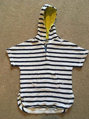 Mini Boden - Beach Towelling Hoodie - 12-18 Months • 2.50£