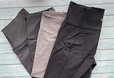 $ CDN20.10 • Buy 4 Pairs Lululemon Leggings Size 10 VGUC