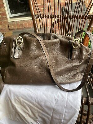 AU49.99 • Buy Oroton- Brown Handbag - Near New Condition