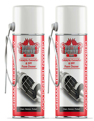 AU64.47 • Buy 2 X Cans Diesel Particulate Filter ( DPF ) Cleaner With Hose Foam Cleaner
