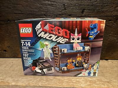 $ CDN71.37 • Buy LEGO 70818 The LEGO Movie Double-Decker Couch - Brand New Sealed, Retired, Rare