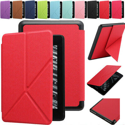 AU11.73 • Buy Smart Leather Stand Case Cover For Amazon Kindle Paperwhite 1 2 3 4 10th Gen 6