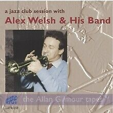 ID1398z - Alex Welsh And His Band - A Jazz Club Session - CD • 17.09£