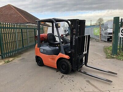Toyota Forklift 1.8 Ton /Compact /Conteiner Lift /LPG  • 5,950£
