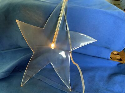 Beautiful Indoor Star Light Fullworking Order With Spare Bulb • 12£