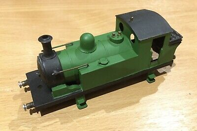 Bec Kits Metal LNER OO Gauge Tank Loco Body. Built In 1960s By My Grandfather • 30£