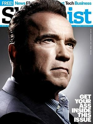 Arnold Schwarzenegger - Shortlist Magazine – 24 January 2013 • 2£