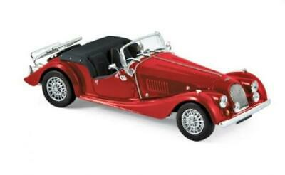Morgan Plus 8 1980 In Red 1:43 Scale Model From Norev • 44£