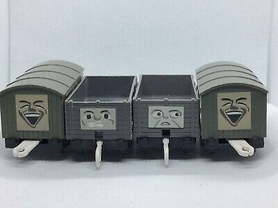 TROUBLESOME TRUCKS, Tomy Trackmaster • 8.50£