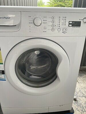AU107.50 • Buy Fisher And Paykel Front Loader Washing Machine