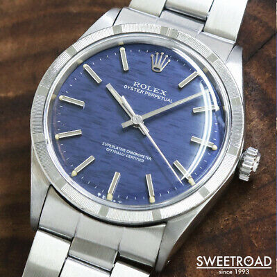 $ CDN7974.74 • Buy Rolex Oyster Perpetual Ref.1007 Vintage Cal.1570 Automatic Mens Watch Authentic