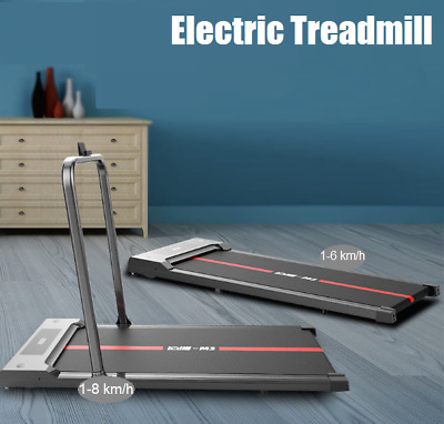 AU294.49 • Buy Electric Treadmill Running Machine LCD Display Gym Exercise Fitness Walking Pad