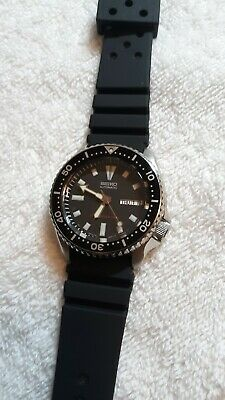 $ CDN614.72 • Buy Mens 42mm SEIKO 200m Dive Watch 7S26-0028 SKX173  Sapphire Crystal, Excellent!