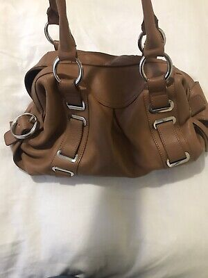 AU20 • Buy Oroton Tan Leather Handbag