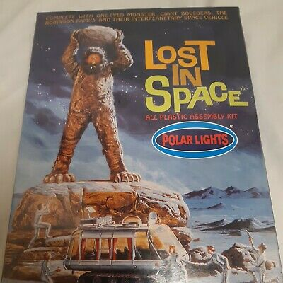 Aurora Lost In Space Model  Polar Lights Reissue  Factory Sealed  • 30£