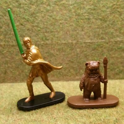 $ CDN14.08 • Buy 8) Star Wars Command. EXCLUSIVE LUKE & EWOKS. 1/32 Figures. See Purchase Options
