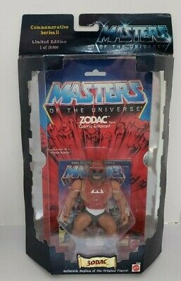 $32.99 • Buy Masters Of The Universe ZODAC Commemorative Series MOTU