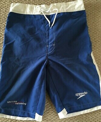 Speedo British Swimming Team GB Boardshorts - Size Medium • 9.99£